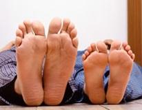 piedi piante