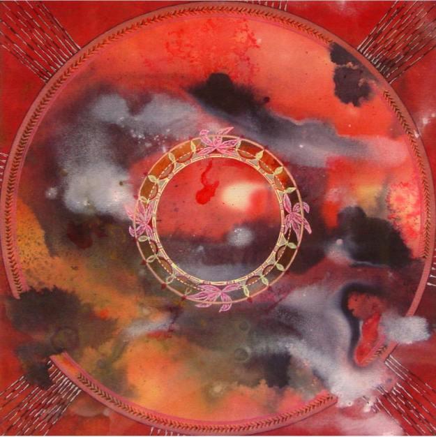 Mandala di Shanti Udgiti - www.mandalapainting.com