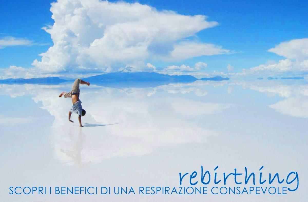 Giovedì 3 marzo ore 20.30: serata gratuita di rebirthing con SoniaLanzoni