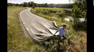 Erik Johansson - Go your own way